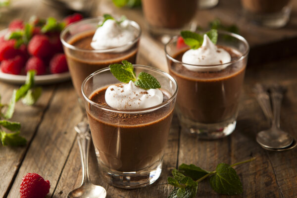 chocolade mousse